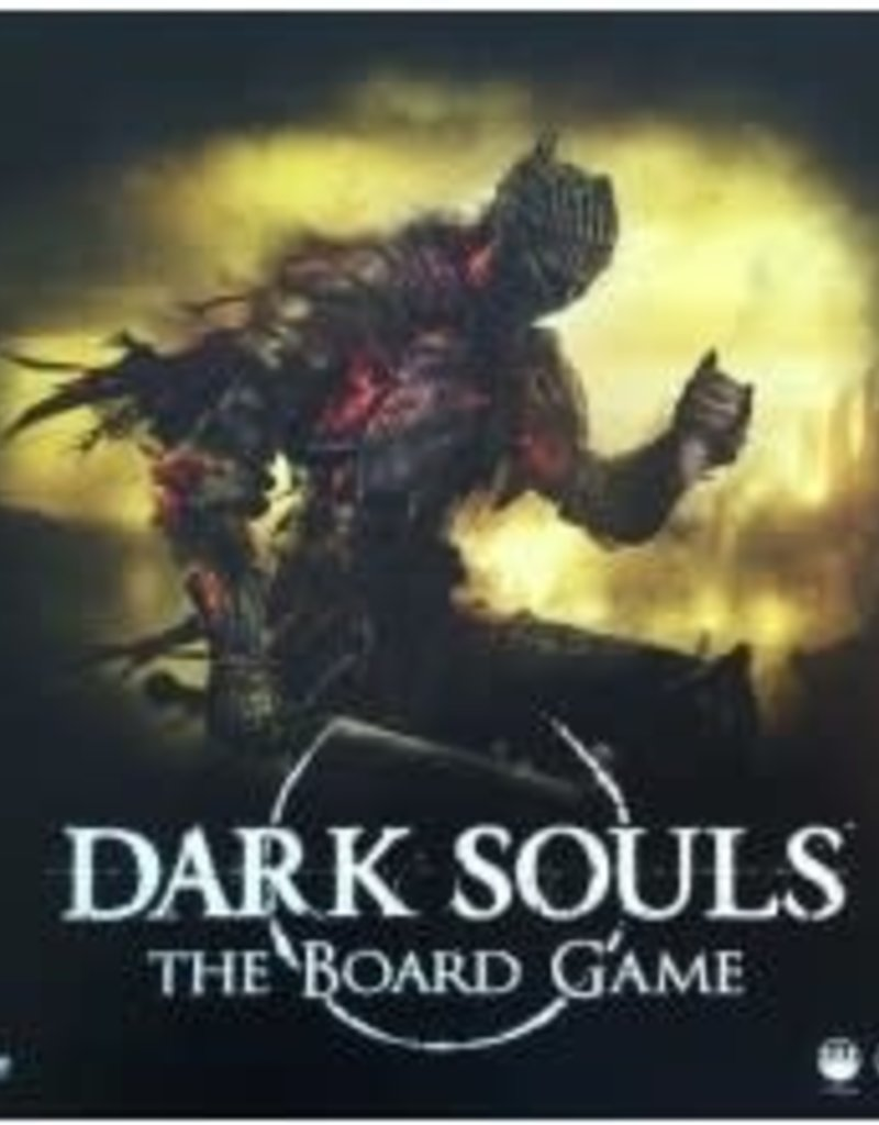 Steamforged Games Dark Souls: The Board Game (FR)