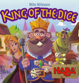 Haba King of the Dice (ML) (boite endommagé)