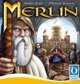 Queen Games Merlin (ML) (boite lègèrement endommagé)