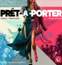 Portal Games Prêt-À-Porter (EN) (boite lègèrement endommagé)