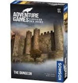 Thames & Kosmos Adventure Games: The Dungeon (EN) (boite endommagé)