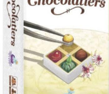 Chocolatiers (EN) (boite endommagé)