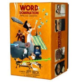Fowers Games Word Domination (EN) (Importation) (boite décoloré)