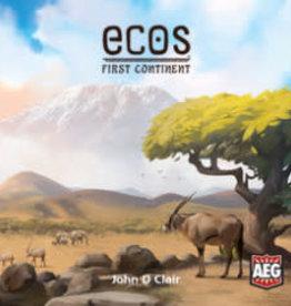 Alderac Entertainment Group Ecos: The First Continent (EN) (boite endommagée)
