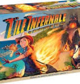 Restoration Games L'Ile Infernale (FR) (boite endommagée)