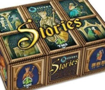 Orleans: Stories (EN) (boite endommagée)