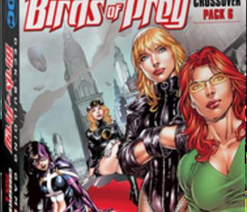 DC Comics Deck Building Game: Ext. Birds Of Prey (FR)