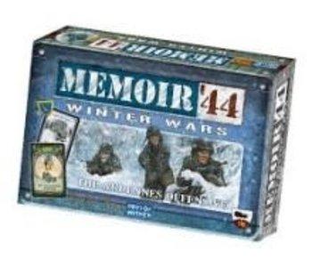 Memoire 44: Ext. Bataille des Ardennes (FR)