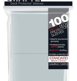 Ultra pro 84731 Ultra Pro Matte «Standard» 66 mm X 91 mm Premium / 100 Sleeves
