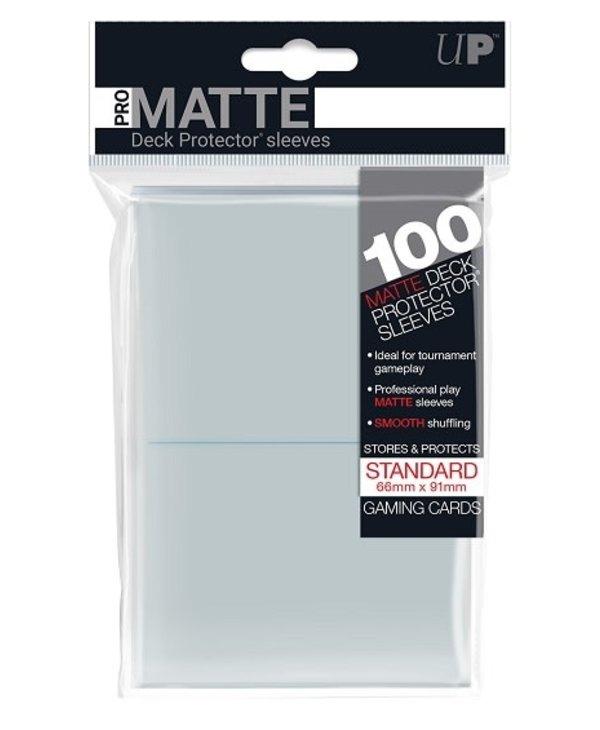 84731 Ultra Pro Matte «Standard» 66 mm X 91 mm Premium / 100 Sleeves