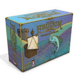 Odd Bird Games Feudum: Ext. Rudders And Ramparts (ML)