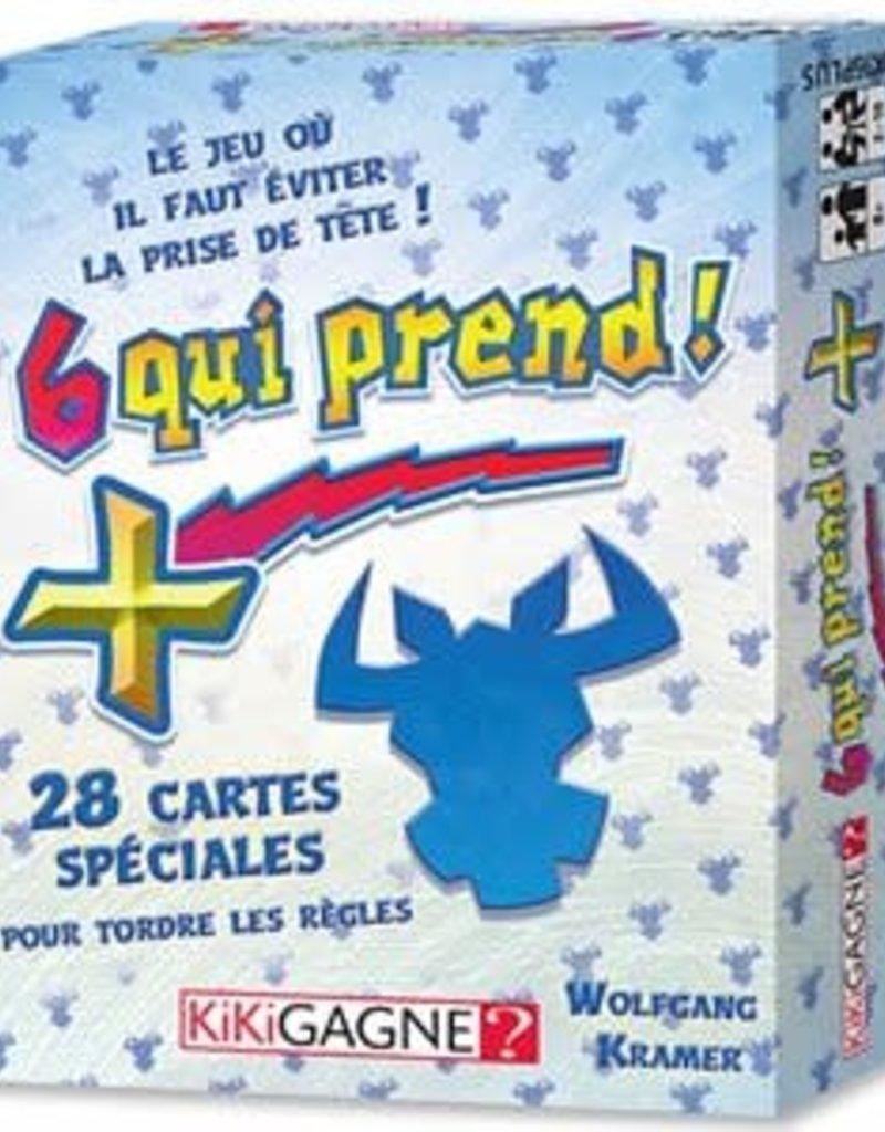 Kikigagne 6 Qui Prend + (FR)