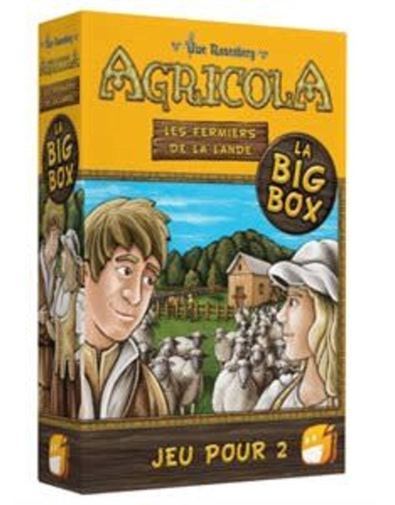 Funforge Agricola: Les Fermiers De La Lande: 2 joueurs: Big Box (FR)