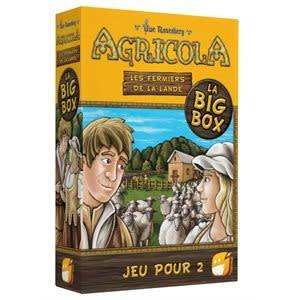 Agricola: Les Fermiers De La Lande: 2 joueurs: Big Box (FR)