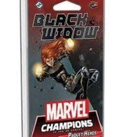 Fantasy Flight Games Marvel Champions: Le Jeu De Cartes: Ext. Black Widow (FR)