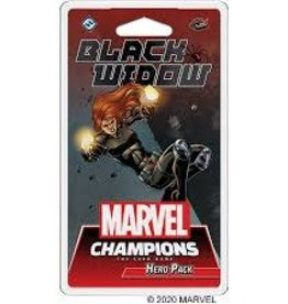 Fantasy Flight Games Marvel Champions: The Card Game: Ext. Black Widow Pack (EN)