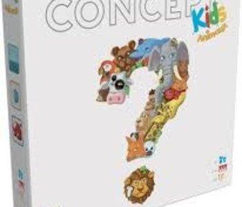 Concept: Kids Animals (FR) (Commande Spéciale)