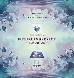MindClash Games Précommande: Anachrony: Ext. Future Imperfect (EN) Novembre2020