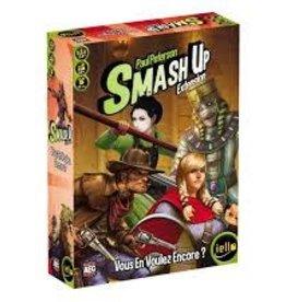 Iello Précommande: Smash Up: Ext. Vous En Voulez Encore ? (FR)