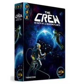 Iello Précommande: The Crew (FR)