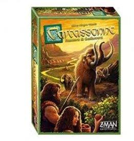 Z-Man Games, Inc. Précommande: Carcassonne: Hunters And Gatherers (EN) Q4 2020: Octobre à Décembre 2020
