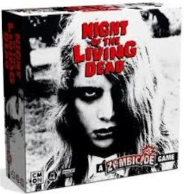 CMON Limited Précommande: Zombicide: Night Of The Living Dead (EN)