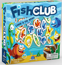 Blue Orange Games Précommande: Fish Club (ML)