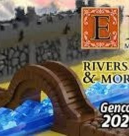 Eggertspiele Précommande: Era: Medieval Age: Rivers & Roads (ML)
