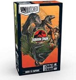Restoration Games Unmatched: Jurassic Park: Ingen vs Raptors (EN)