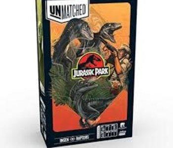 Unmatched: Jurassic Park: Ingen vs Raptors (EN)