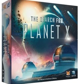 Renegade Game Studios The Search For Planet X (EN)
