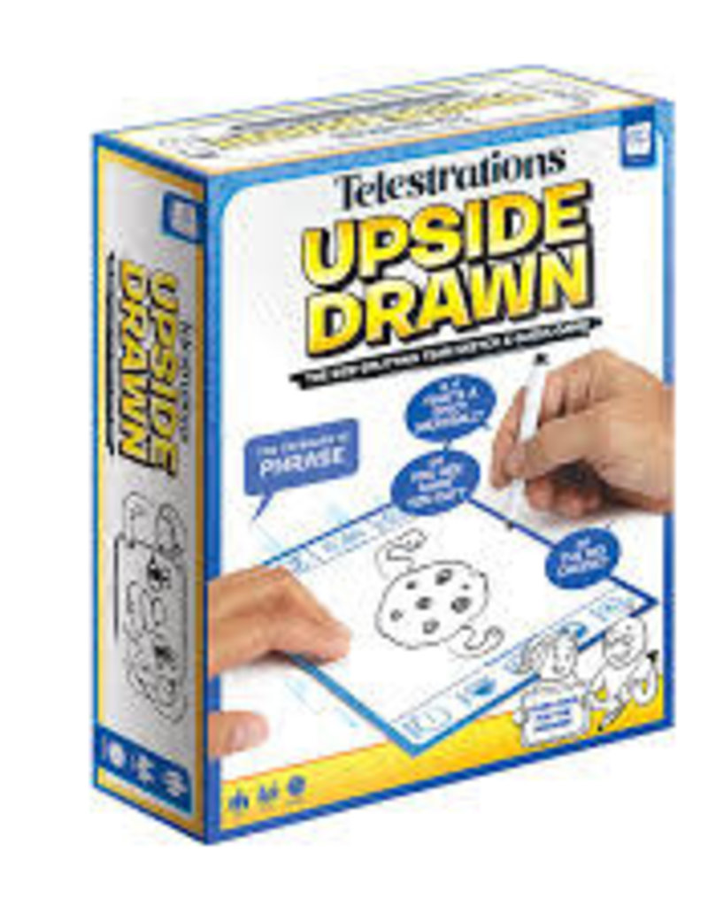 The OP Games Telestrations: Upside Drawn (EN)