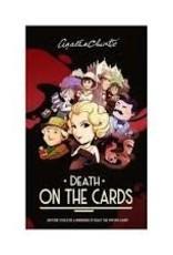 Modiphius Entertainement Agatha Christie's: Death On The Cards (EN)