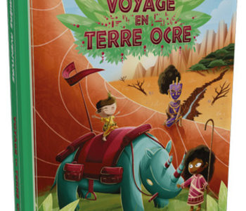 Ma Première Aventure: Voyage En Terre Ocre (FR)