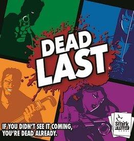 Smirk & Dagger Games Dead Last (EN)