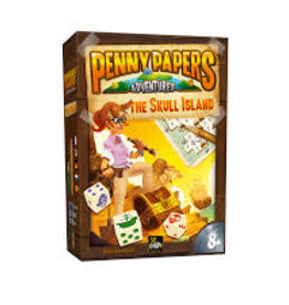Dude Games Penny Papers Adventures: L'île aux Crânes (ML)