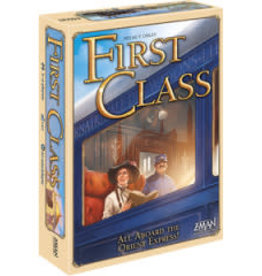 Z-Man Games, Inc. First Class (EN) (commande spéciale)