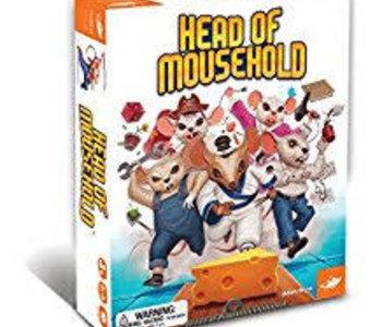 Head of Mousehold (ML) (commande spéciale)