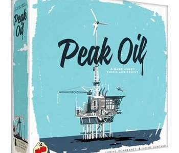 Peak Oil (ML) (commande spéciale)