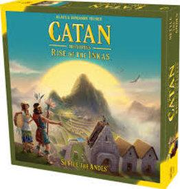 Catan Studio Catan: Histories Rise of the Incas (EN) (commande spéciale)