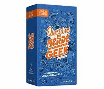 Questions De Merde: Geek (FR)