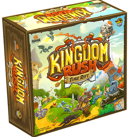 Lucky Duck Games Précommande: Kingdom Rush: Rift In Time (EN) Octobre2020