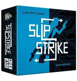 Junk Spirit Games Précommande: Slip Strike Blue Edition (EN)