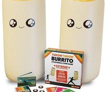 Throw Throw Burrito: Extreme Outdoor Edition (EN)