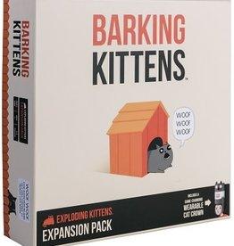 Exploding Kittens Exploding Kittens: Ext. Barking Kittens (EN)