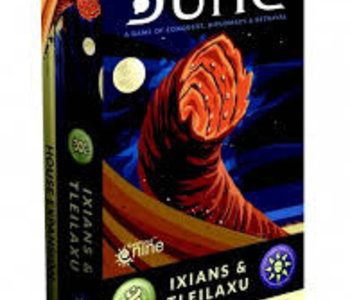 Dune: Ext. Ixians And Tleilaxu House (EN)