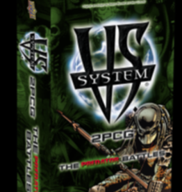 Upper Deck VS System 2PCG: The Predator Battles (EN)