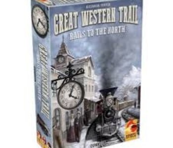Great Western Trail: Ext. Rails To The North (ML)