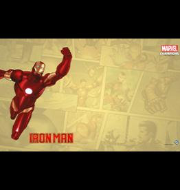 Fantasy Flight Games Marvel Champions LCG: Iron Man Game Mat (EN)