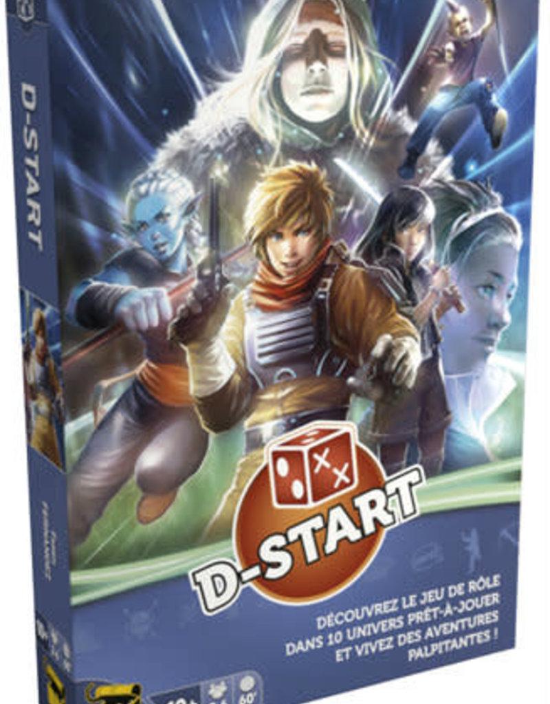 D-Start (FR) Usagé